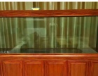 花梨木鱼缸定做实木鱼缸