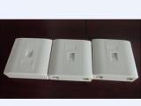 86型二光一电光纤信息桌面盒,三口光纤桌