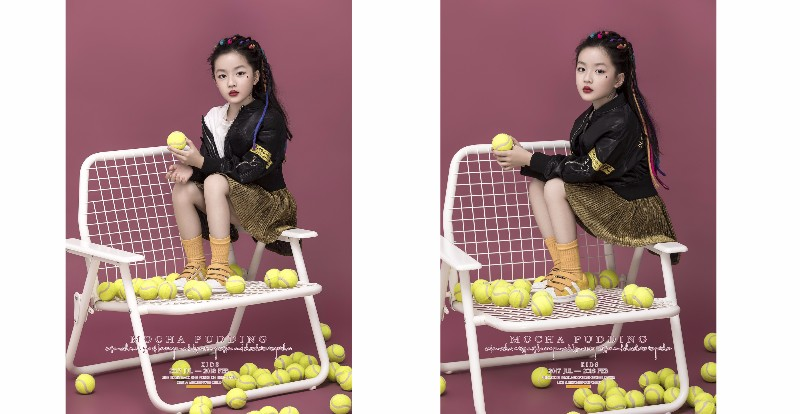 尚志正大摄影公司 儿童摄影-赛点