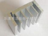 厂家供应电子散热器铝型材散热器散热片音响散热器