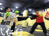 上海少儿武术培训班 少儿搏击培训班 武仁行功夫馆