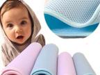 三明治复合防水竹纤维尿垫 3D隔尿垫面料婴儿 现货批发