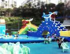 郑州浪鲸龙鲨乐园水上滑梯