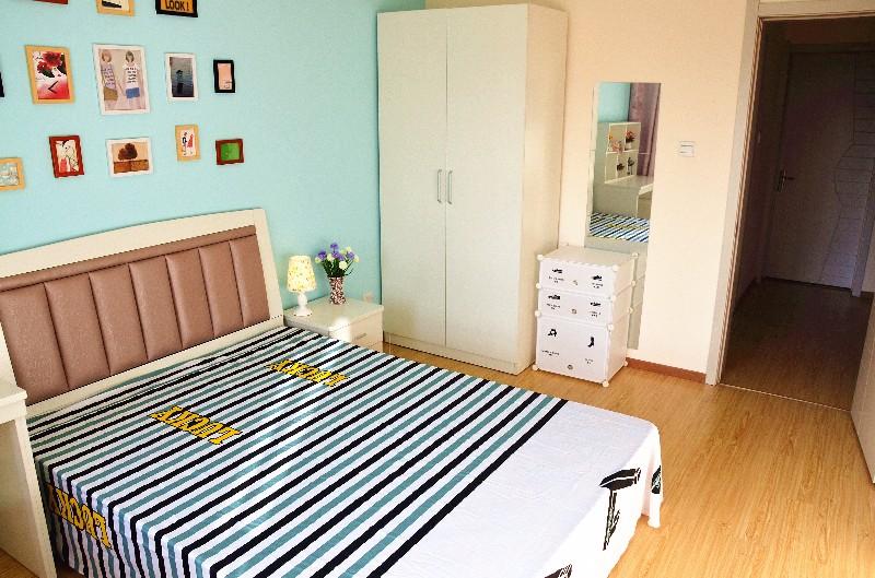 雁滩 天庆花园 3室 1厅 83平米 合租