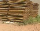 高价回收赤峰二手架子管 扣件 跳板 油托 工字钢等建筑材料