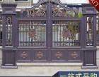 东莞市华雅金属制品有限公司 铝艺铁艺大门围栏护栏窗花超低价