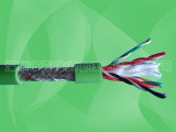 厂家供应优质双绞超柔软耐磨 拖链控制高速传输信号线