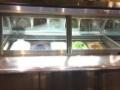 低价出售九成新冷冻展示柜