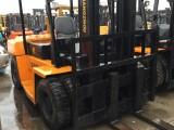 热销二手物流设备,二手叉车,柴油内燃叉车,TCM叉车4.5吨