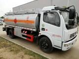 8吨油罐车多利卡包送到安全可靠