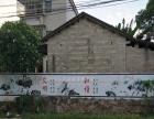 衢州文化墙彩绘,乡村3D文化墙手绘画,政府围墙彩绘