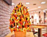 水果花模型 仿真水果花模型 水果花束模型 仿真西瓜 仿真菠萝