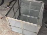 包边网框,加筋不锈钢网篮,不锈钢大型网篮,储物篮,氩弧焊网框