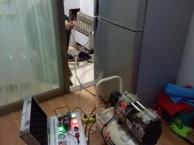 宽城一匡街清洗地热高压脉冲,维修水暖,跟换分水器服务