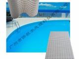 金仕霸防滑地胶 游泳池繁华设备 防滑地席