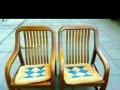 转让一对实木沙发椅,绝对超值