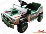 恒泰99818A 反恐战车 四通遥控 电玩车电瓶车 童车