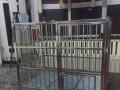 订制不锈钢狗笼