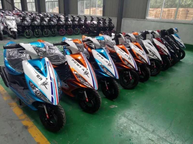 徐州摩托车分期付款--全新踏板125