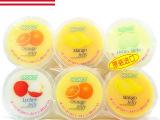 马来西亚进口 可康多口味果冻布丁480g