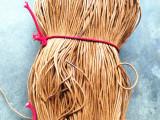 蜡绳厂家  现货供应  1.0mm 蜡绳  圆蜡绳 上蜡棉绳