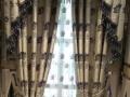 人民广场定做PVC透明挡风门帘加棉挡风空调软玻璃门帘
