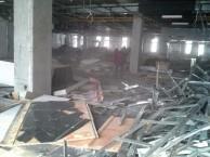 武汉明泽半岛家装工程装修拆除多少钱门店厂房商场拆除清运开荒