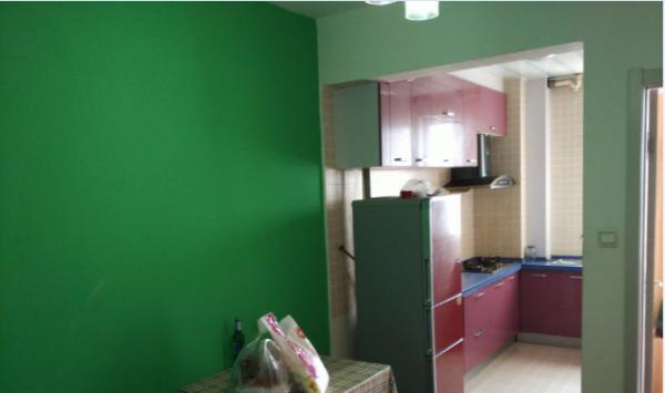 铁西广场 地铁房 纳帕阳光 精装一室一厅 家具家电齐全