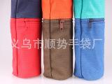 2014新款韩版帆布材质文具盒学生多功能笔袋创意文具袋厂家订制