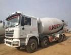 深圳出售国四重汽豪沃 德龙大12立方混凝土搅拌车价格