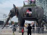 宣城机械大象出租 机械大象出售