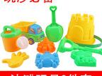 新品夏天沙滩玩具 儿童戏水玩沙玩具沙滩车挖沙工具 地摊热卖玩具