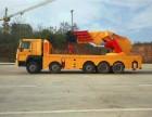 150吨豪沃5轴起重机现车厂家直销