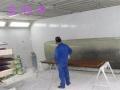 宝利丰高温烤漆房 烤漆房配件 废气处理环保设备