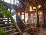 前海湾餐厅装修 前海湾餐馆装修 前海湾餐饮装修设计施工