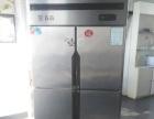 饭店用四门冰箱基本新的1800便宜处理可以小刀