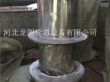 陕西龙图牌4寸防护密闭防水套管