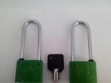 不锈钢电力通开挂锁 长钩电力磁性锁