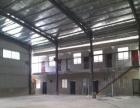 槽钢厂房,层高8米,可进大车,有变压器
