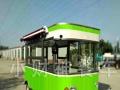 电动小吃车快餐车冰淇淋车奶茶车寿司车美食车定做