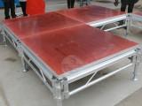 湖南科瑞得厂家直销铝合金活动拼装舞台商务演出活动舞台