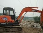 出售个人的斗山60挖掘机