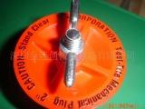 供应订做大尺寸下水管道用橡胶五金塑料止水密封水堵