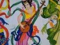 喜庆吉祥的七仙女下凡了,急寻有缘人士;
