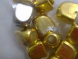 特价批发金银色吊钟,方形吊钟,饰品袋吊钟,