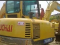二手玉柴小型挖掘机出售,13-20-35挖掘机现车包送货