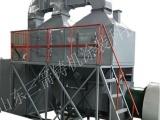 專業制作VOCs催化燃燒設備廢氣處理設備吸附脫附設備