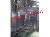 喷漆房专业供应商|无泵水帘喷漆房厂家