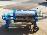 不锈钢硅藻土过滤机 除油机 铝厂除油机 酒过滤器 油过滤器