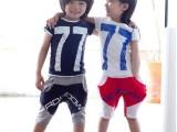 2014夏装儿童纯棉套装男女童衣服套装二2三3四4五六6七八8岁